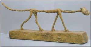Atelier d'écriture dans Textes de printemps chat-Giacometti--300x156