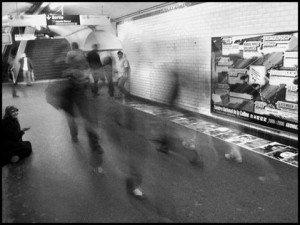 Portrait d'un instant dans Textes d'automne metro-de-michel-benard-300x225